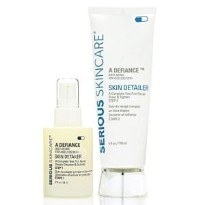 Serious Skin Care a Defiance Anti Aging a Complete Two Part Facial Draw