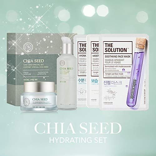 [THEFACESHOP] Hydrating Facial Set with Toner, Moisturizer Cream FRESH, HYDRATION, MOISTURE, VIVIFIANTE
