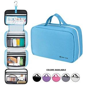 Hanging Travel Toiletry Bag for Men and Women | Makeup Bag