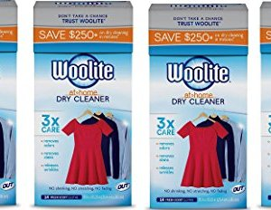 Woolite At Home Dry Cleaner , 56 Cloths, Fresh Scent