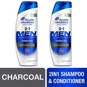 Head and Shoulders Shampoo and Conditioner 2 in 1, Anti Dandruff Treatment