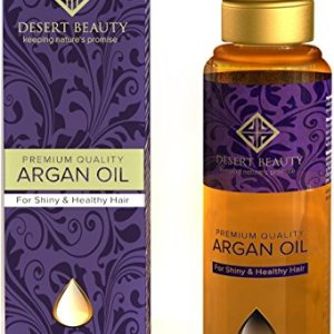 Premium Argan Oil for Hair Treatment, Conditioning & Hair Loss Prevention