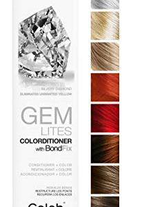Celeb Luxury Gem Lites Colorditioner: Silvery Diamond, Hair Color Depositing