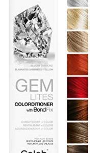 Celeb Luxury Gem Lites Colorditioner: Silvery Diamond, Hair Color Depositing