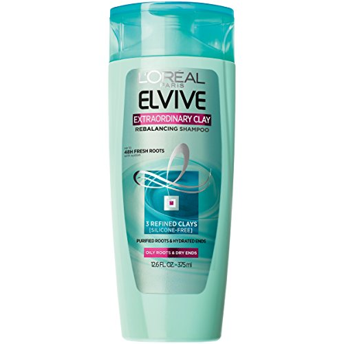 L'Oréal Paris Elvive Extraordinary Clay Rebalancing Shampoo