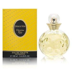 Dolce Vita By Christian Dior For Women. Eau De Toilette Spray