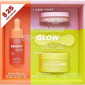I DEW CARE VITAMIN TO-GLOW PACK - KOREAN SKINCARE BRIGHTENING