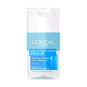 L'Oreal De-maq expert Absolute Eye & Lip Make-up Remover