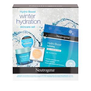 Neutrogena Hydro Boost Winter Gift Set with Hyaluronic Acid Gel Cream