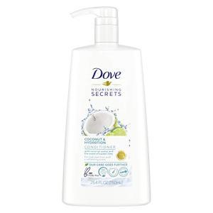 Dove Nourishing Secrets Conditioner with Pump Fresh Coconut