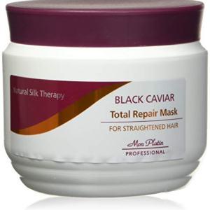 Mon Platin Hair Mask Straight Hair Black Caviar