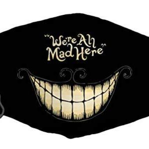 Smiling Face Custom Fashion Design Face Mask Mouth Mask Anti-Dust Face Mask Adjustable Earloop Face Mask