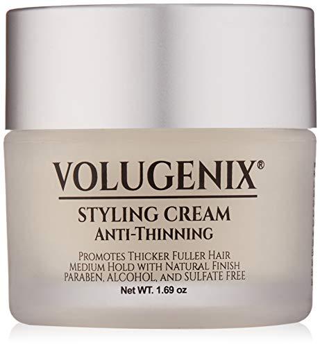 Volugenix Hair Styling Cream Anti-thinning and Hair Loss Thinning Hair Treatment