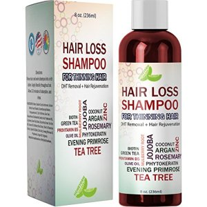 Best Hair Loss Shampoo Potent Hair Loss Fighting Formula 100% Natural
