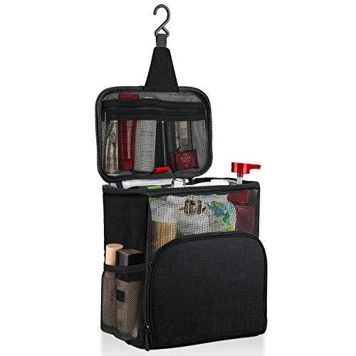 MOICO Travel Toiletry Bag Hanging Toiletry Bag for Men & Women