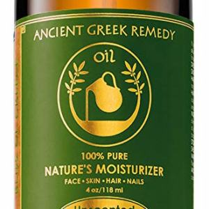 Unscented Organic Blend of Cold Pressed Jojoba, Almond, Olive, Grapeseed