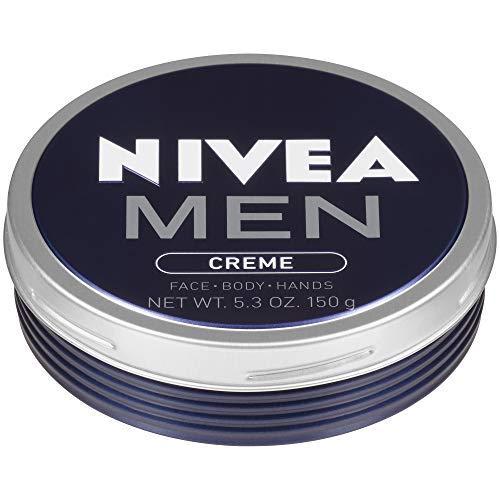 NIVEA Men Creme - Multipurpose Cream for Men - Face, hand and Body Lotion