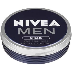 NIVEA Men Creme - Multipurpose Cream for Men - Face, hand and Body Lotion