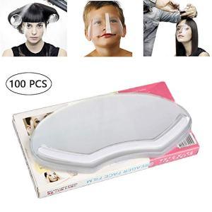 Tingbeauty 100 PCS Microblading Permanent Makeup Shower Face Shields Visors