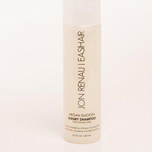 Jon Renau Argan Smooth Luxury Shampoo for Human Hair