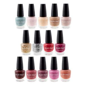 Ellen Tracy Nail Polish Set - Fingernail Polish for Women and Girls