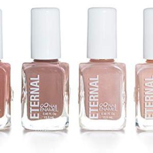 Eternal 4 Collection - Set of 4 Nail Polish: Long Lasting, Mirror Shine