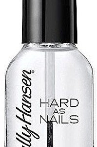Sally Hansen Hard as Nails Nail Polish, Crystal Clear