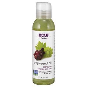 NOW Solutions, Grapeseed Oil, Skin Care for Sensitive Skin, Light Silky Moisturizer