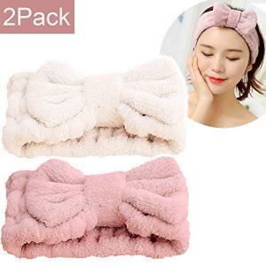 SweetCat Microfiber Bowtie Women Beauty Headbands, Extrame Soft & Ultra