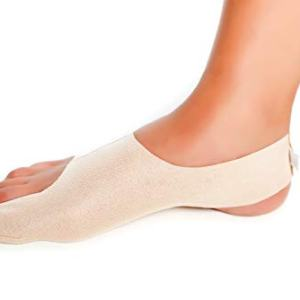 Bunion Bootie, Bunion Corrector Big Toe| Premium Bunion Relief Toe Socks| Bunion Splint | Orthopedic Bunion Corrector for Women Men | Bunion Toe Separators for Overlapping Toes | XLarge-Right
