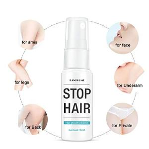 Natural Hair Growth Inhibitor Spray Permanent Stop Hair Growth Hair Removal Remover Hair Inhibiting Hair Growth Inhibitor Spray For Legs Hands Body Private Part