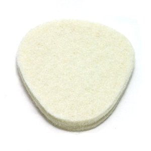 "Metatarsal Felt Foot Pad - 1/4"" Thick - 6 Pairs (12 Pieces)"