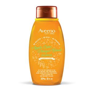 Aveeno Scalp Soothing Apple Cider Vinegar Blend Shampoo, 12 Ounce