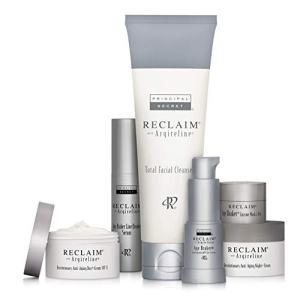 Principal Secret – Reclaim Daily Anti-Aging Essentials Kit Skincare System with Argireline – 6 Piece