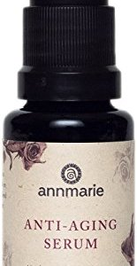 Annmarie Skin Care Anti-Aging Serum - Hyaluronic Acid Serum with Rose Distillate + Life Everlasting Flower Extracts (15ml / 0.5 fl oz)