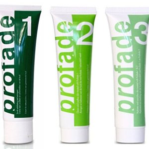Tattoo Removal Cream 3 Step Action: The Daily Use of Profade Helps De-color Tattoos in a Time Period of 3-9 Months