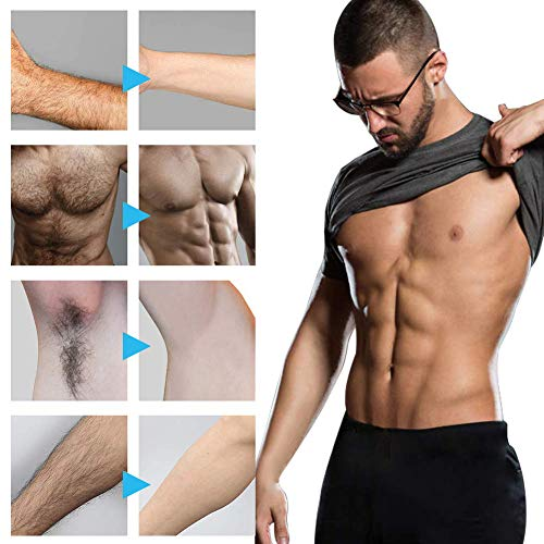 Hair Removal Cream for Men, Depilatory Cream, Prevent Hair Growth Model: PINPOXE
