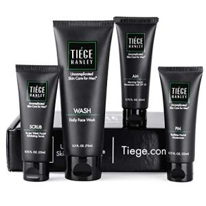 Tiege Hanley Men's Skin Care System - Level 1