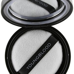 Youngblood Clean Luxury Cosmetics Hi-Def Hydrating Loose Powder, Translucent | Shine Control Matte Finishing Translucent Blurring Powder HD Baking Setting Primer | Vegan, Cruelty Free