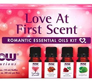 """NOW® Solutions """"Love At First Scent"""" Essential Oils Kit"""