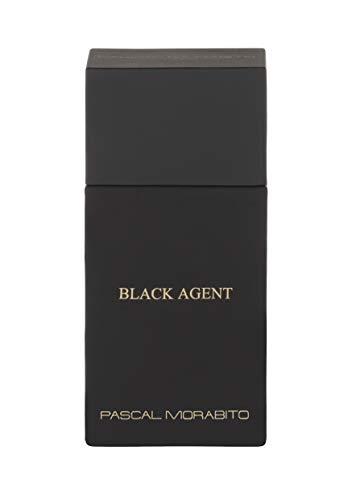 Pascal Morabito - Black Agent - Eau de Toilette - Spray for Men - Oriental Fragrance - 3.3 oz