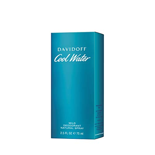 Cool Water By Davidoff For Men. Mild Deodorant Spray Launch Date: 2015-07-16T00:00:01Z