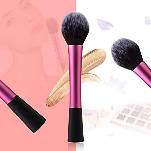 Powder Makeup Brush, Wechip Premium Large Foundation Blush Powder Powder Makeup Brush, Wechip Premium Large Foundation Blush Powder Brush Face Kabuki Cosmetic Brush.