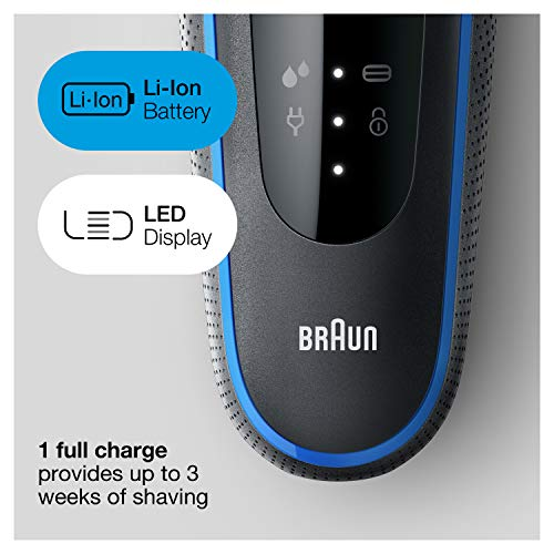 Braun Electric Razor for Men, Series 5 Electric Shaver with Precision Trimme Launch Date: 2020-01-21T00:00:01Z