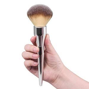Foundation Brush,Daubigny Large Powder Brush Flat Arched Premium Durable Kabuki Makeup Brush Perfect For Blending Liquid,Cream and Flawless Powder,Buffing, Blending,Concealer