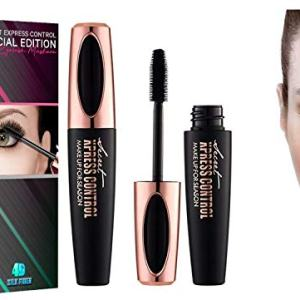 2019 4D Mascara Secret Xpress Control Special Edition Eyelash Brush volume length enhanced FRESH Stock - Satisfication or Return