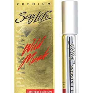 Pheromones To Attract Women - Limited Edition Pheromone for Men - the Best Way to Get the Immediate Attention of Women (10ml oil base)