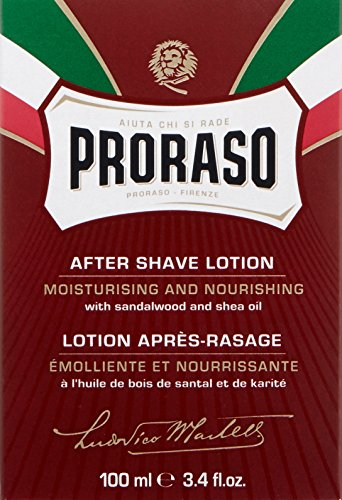 Proraso After Shave Lotion, Moisturizing and Nourishing Launch Date: 2016-07-20T00:00:01Z