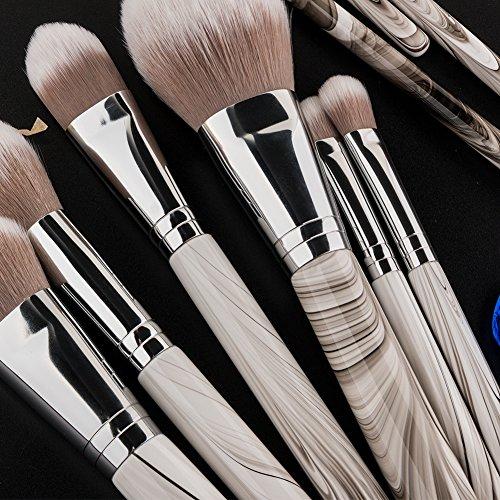 Yoseng 11 Pieces Makeup Brush Set Professional Premium ...