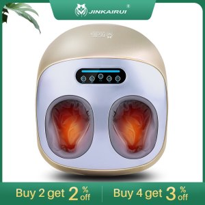 Infrared Heating Automatic Foot Machine Massage Device